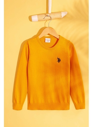 U.S. Polo Assn. Kazak Sarı